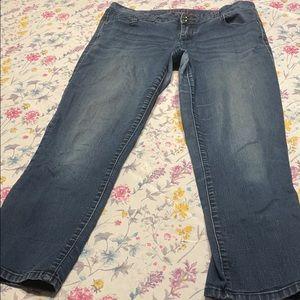 Elle jeans, size 12